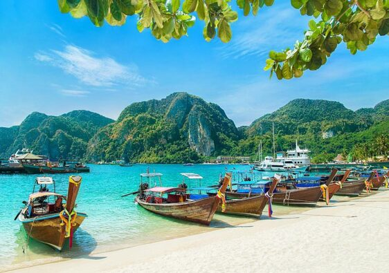 Andaman Islands one of the honeymoon destinations in india