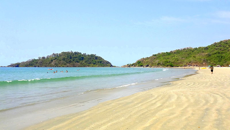 goa is one of the honeymoon destinations in india