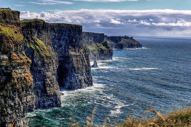 cliffs of moher one of the romantic things to do in ireland