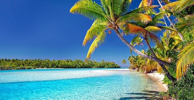 cook islands is one of the popular wedding destinations