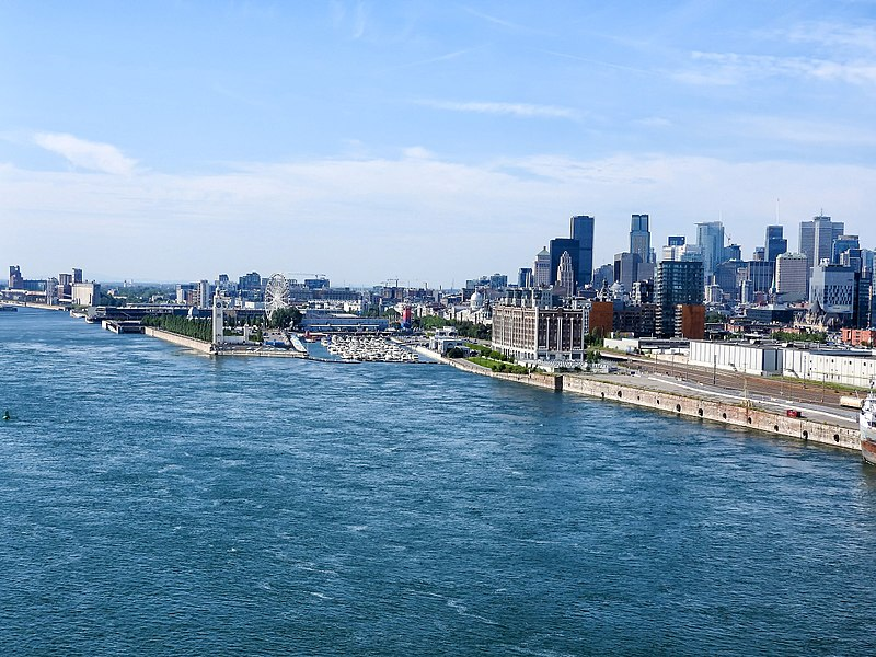 st. lawrence river montreal